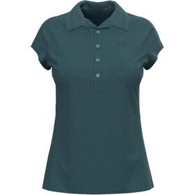 Odlo Kumano Polo Shirt S/S Women, balsam melange